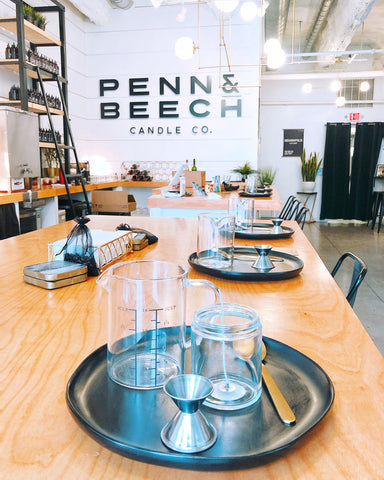 Penn and Beech Downtown Location