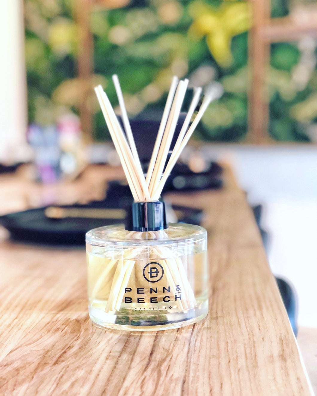 Black and Tan - Reed Diffuser