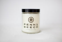 Peach Scented Candle by Penn & Beech