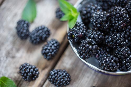 Blackberry bunch