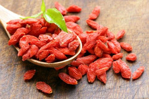 Spoonful of Goji Berries