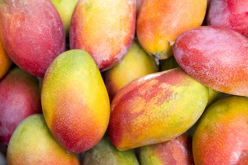 Pile of Mangoes