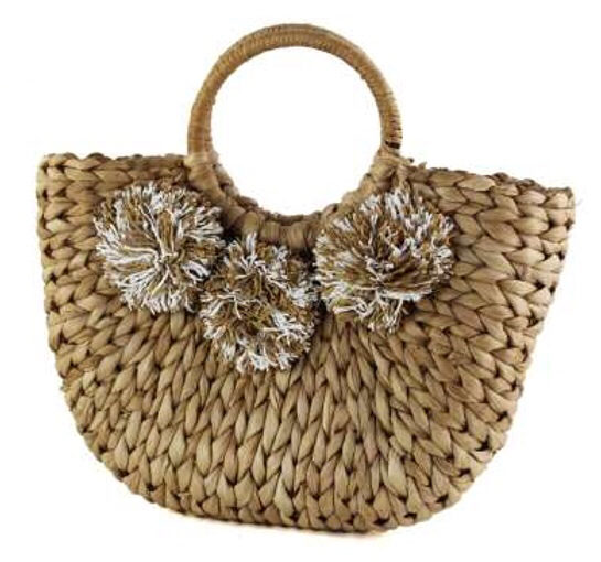 Summer Vibes Bag- Natural