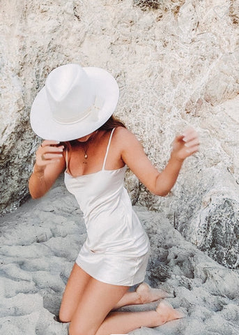 The Lana Panama Hat