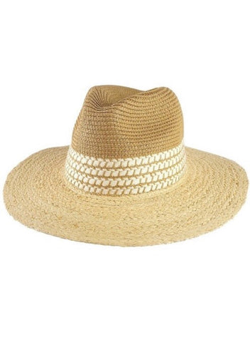 The Kaitlyn Straw Hat