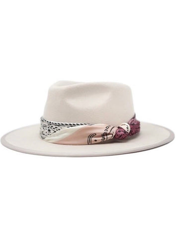 The Sadie Panama Hat