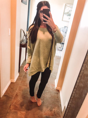 The Sage Sweater