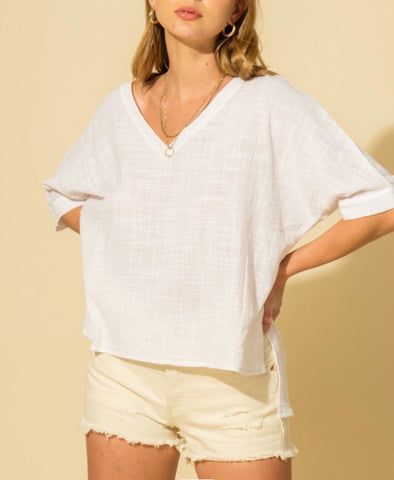 The Lexi Linen Shirt