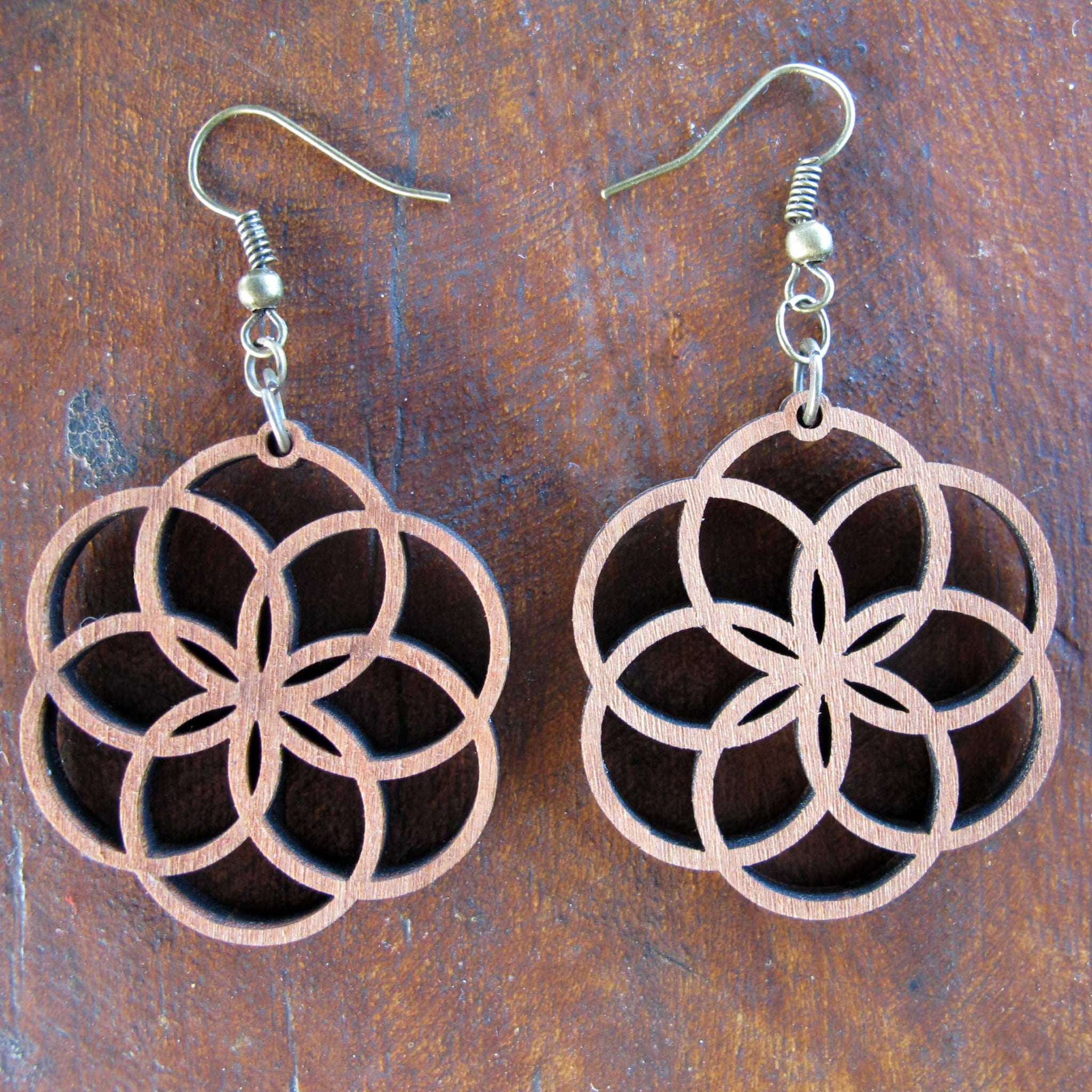 1cb096a210 ... Wooden Earrings