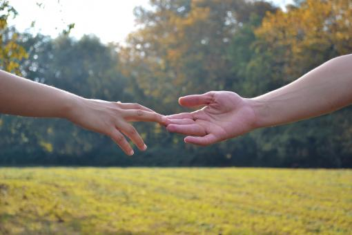 Revealed: The Healing Power Of Touch