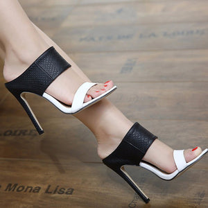 Summer High Heel Sandals
