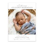 Load image into Gallery viewer, Introducing Me Baby Announcement | Printable