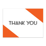 Load image into Gallery viewer, Color Block Thank You Card - Blú Rose Designs