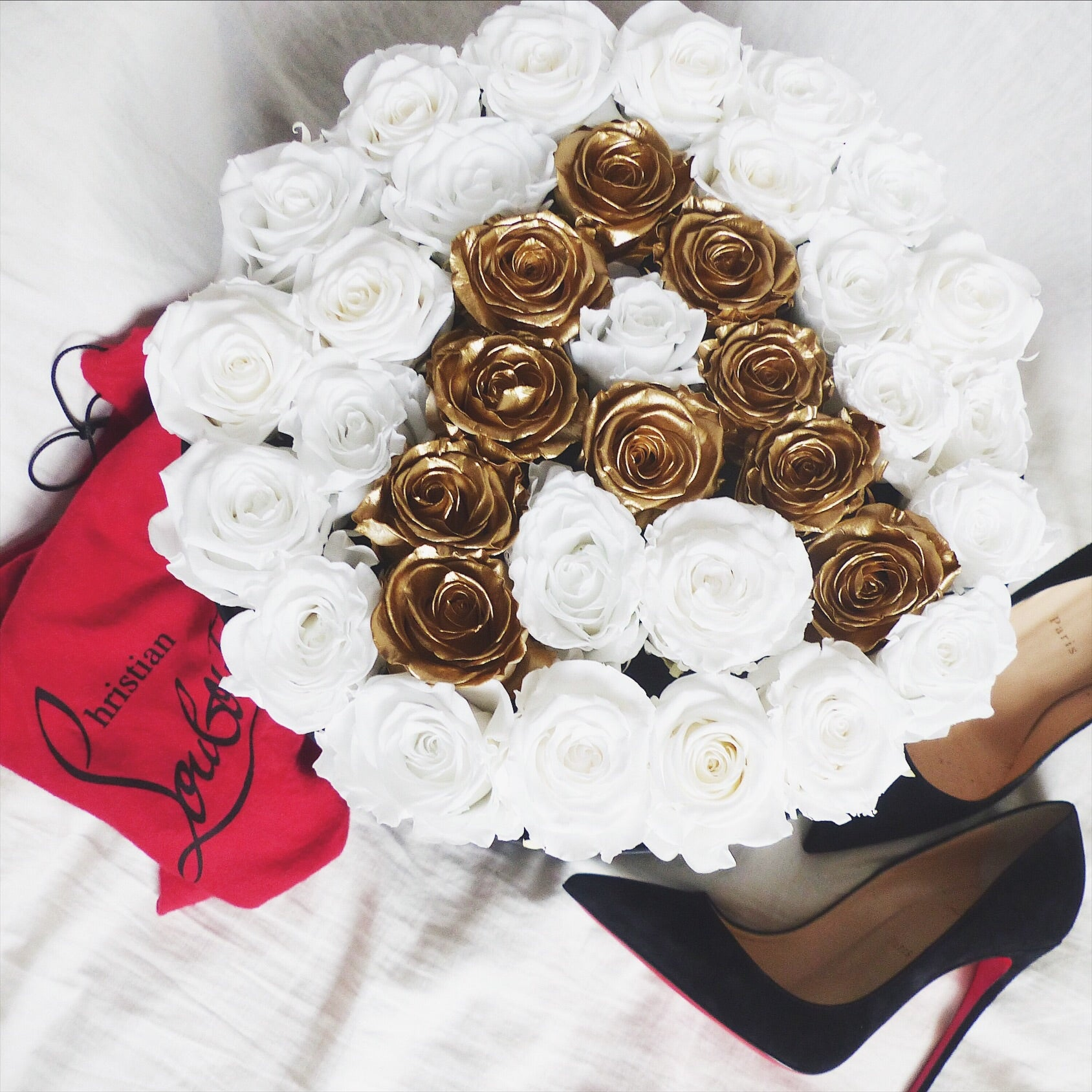 « Le Bouquet » personalized