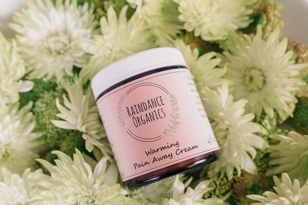 Warm Pain Away Cream