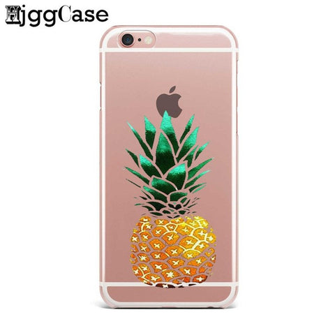 Print Pineapple Case for iPhone and Samsung
