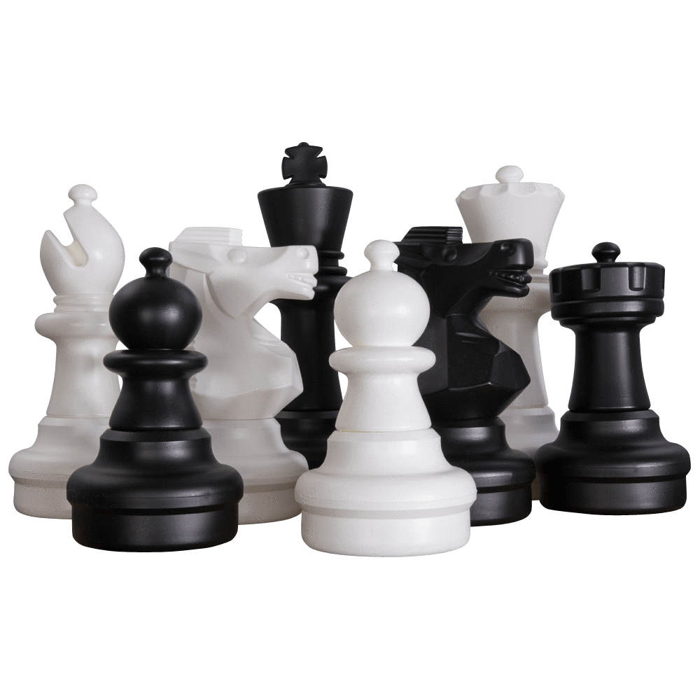 "25"" Plastic Giant Chess Set"