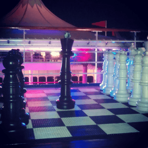 Giant Chess Sets for Bars, Pubs, and Taverns