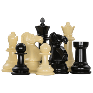 "8"" Plastic Giant Chess Set"