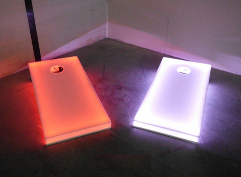 LED Regulation Cornhole Waterproof |  | MegaChess.com
