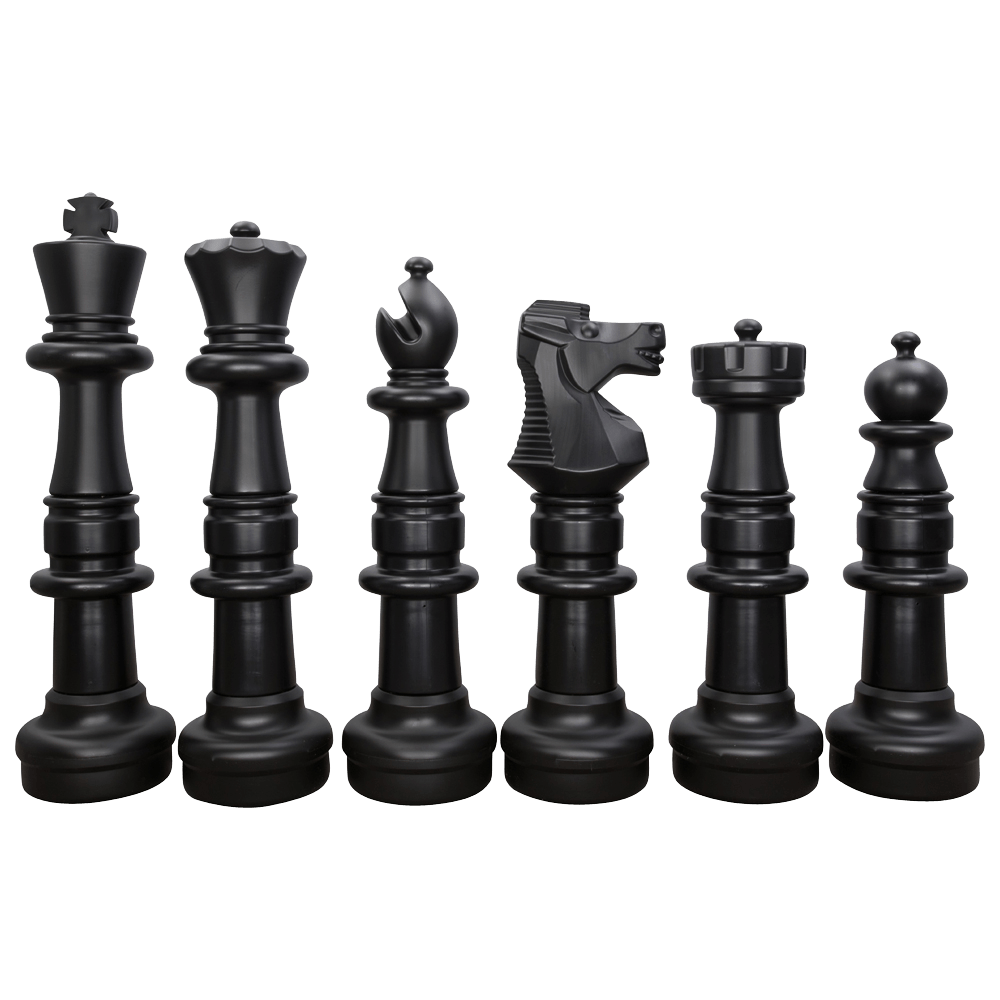 MegaChess 37 Inch Plastic Giant Chess Set with Plastic Board |  | MegaChess.com