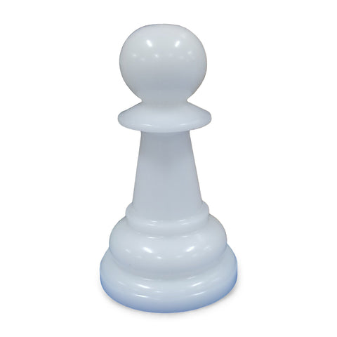 MegaChess 20 Inch White Perfect Pawn Giant Chess Piece | Default Title | MegaChess.com