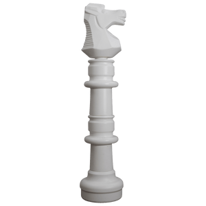 MegaChess 42 Inch Light Plastic Knight Giant Chess Piece |  | MegaChess.com