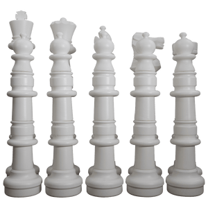 "MegaChess 49"" Chess Set - White Side Only 