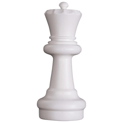 MegaChess 11 Inch Light Plastic Queen Giant Chess Piece |  | MegaChess.com