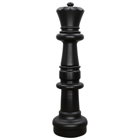 MegaChess 35 Inch Dark Plastic Queen Giant Chess Piece |  | MegaChess.com