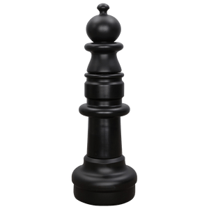 MegaChess 28 Inch Dark Plastic Pawn Giant Chess Piece |  | MegaChess.com