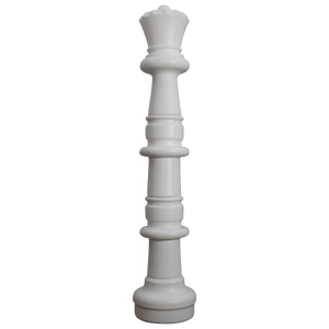 MegaChess 47 Inch Light Plastic Queen Giant Chess Piece |  | MegaChess.com