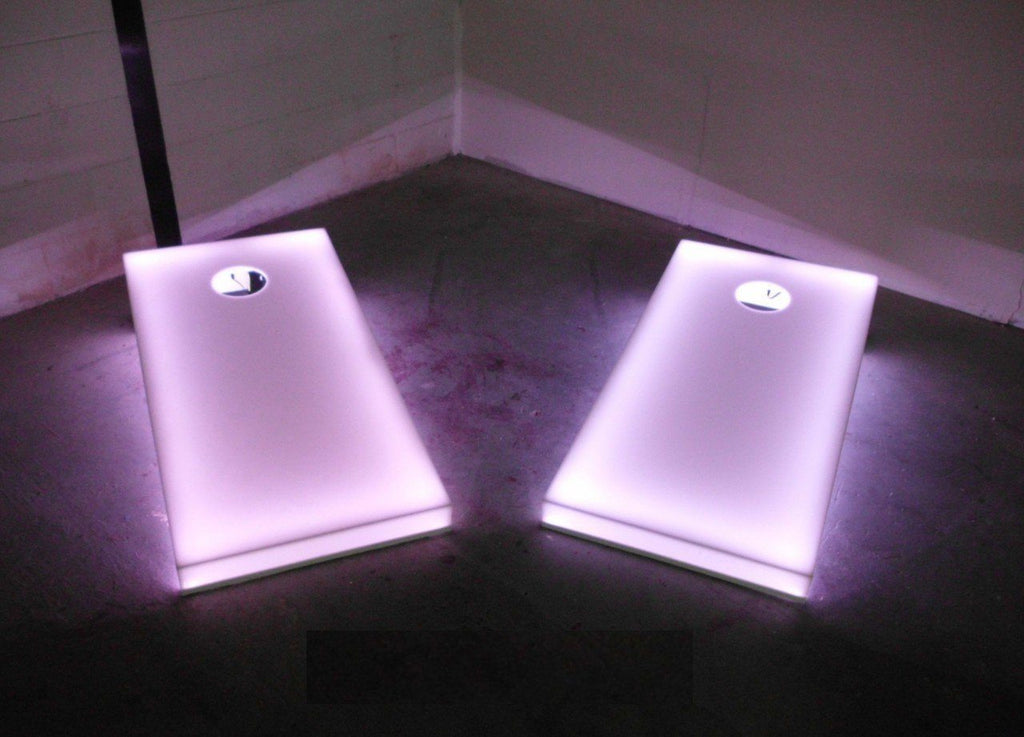 Light Up 4x2 Cornhole Regulation Size |  | MegaChess.com