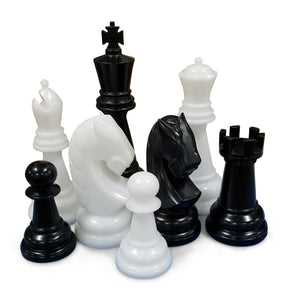 The MegaChess 38 Inch Perfect Giant Chess Set | Default Title | MegaChess.com