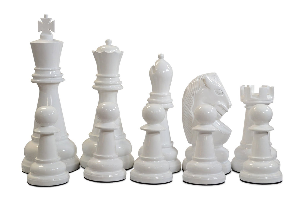 MegaChess Custom 24 Inch Fiberglass Giant Chess Set |  | MegaChess.com