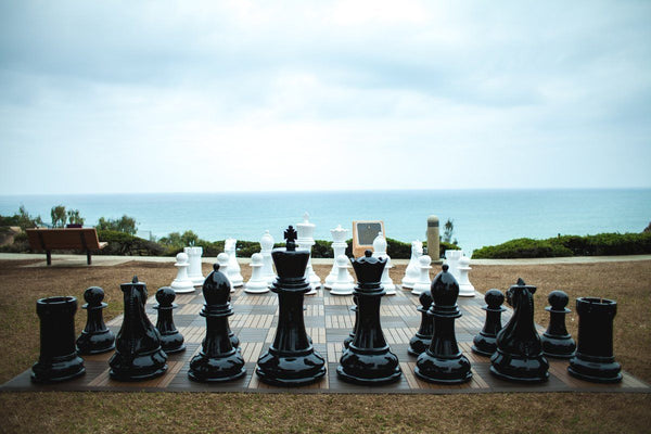 MegaChess 48 Inch Fiberglass Giant Chess Set |  | MegaChess.com