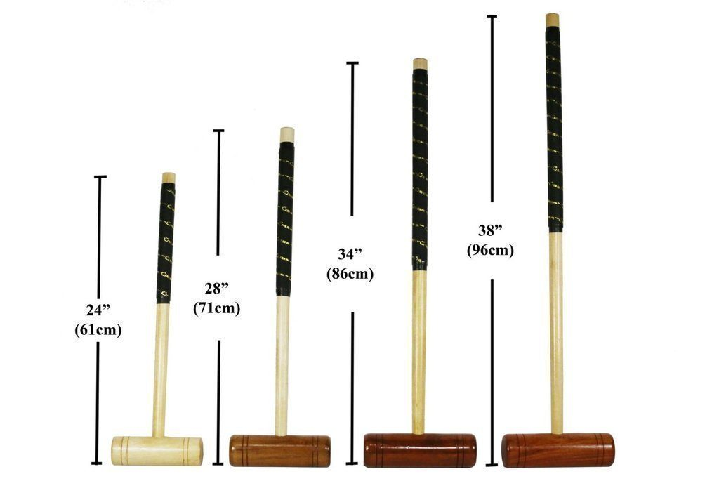 Uber Games Croquet Mallet - Family - 38 Inches