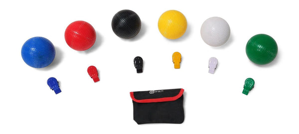 Professional Croquet Set 6 Player 9 Hoop Version |  | MegaChess.com