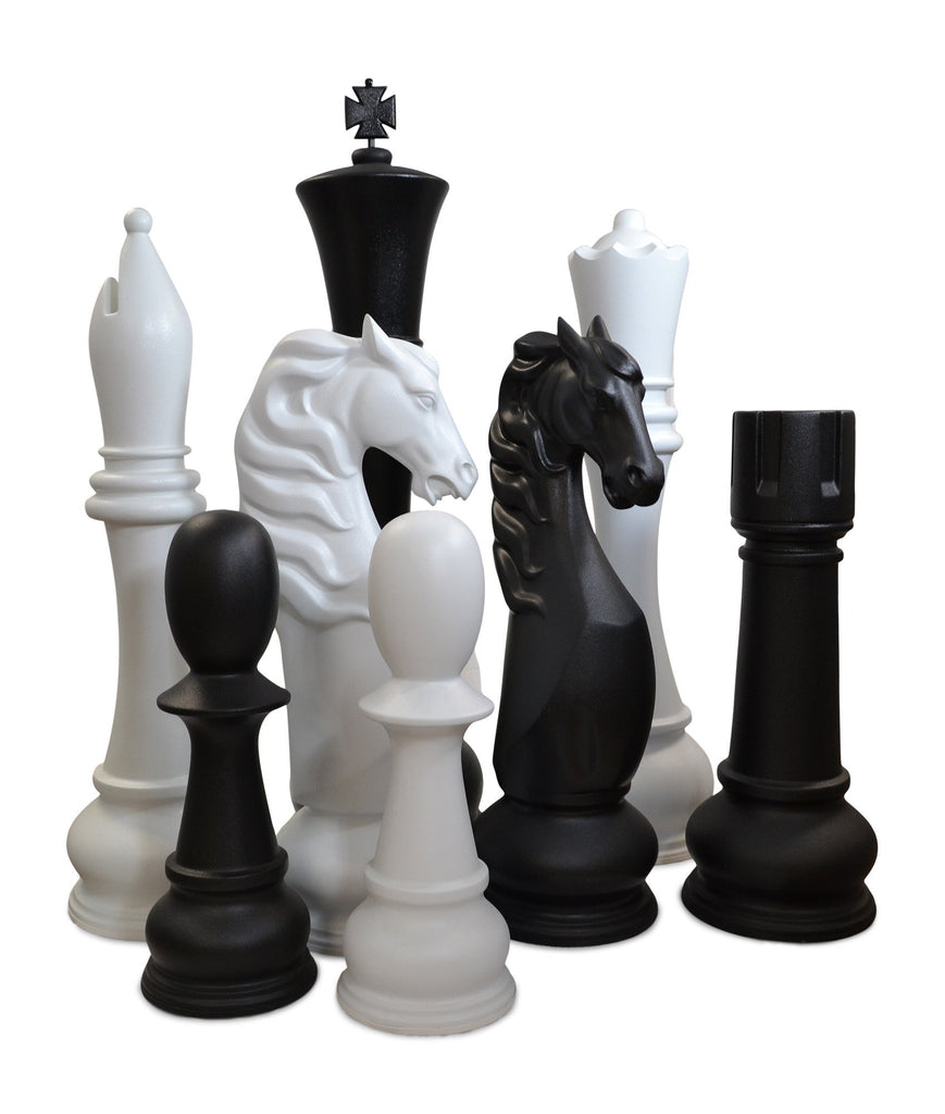 MegaChess Custom 72 Inch Fiberglass Giant Chess Set |  | MegaChess.com