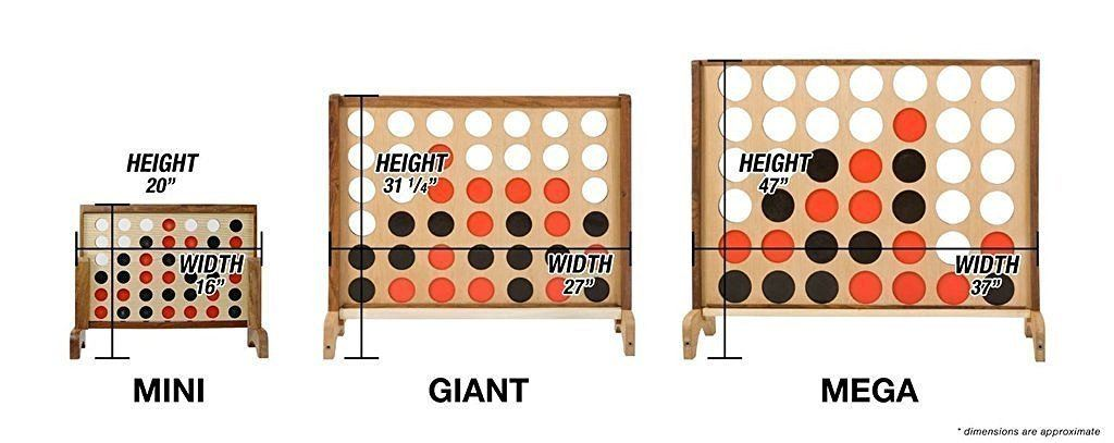 Giant 4 in a Row Game |  | MegaChess.com