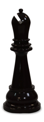 MegaChess 34 Inch Dark Teak Bishop Giant Chess Piece |  | MegaChess.com