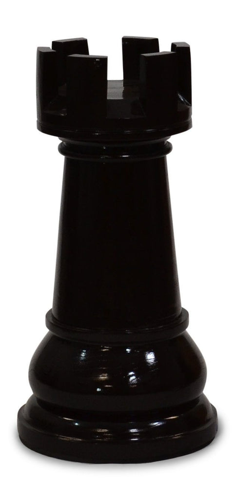 MegaChess 23 Inch Dark Teak Rook Giant Chess Piece |  | MegaChess.com