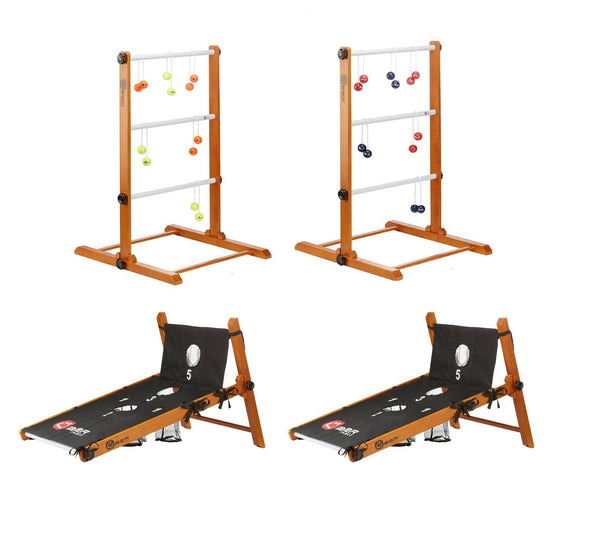 Uber Games Ladder Toss with Bag Toss Conversion Kit