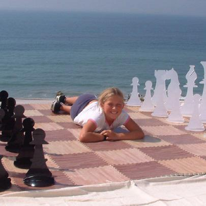MegaChess 24 Inch Acrylic Giant Chess Set |  | MegaChess.com