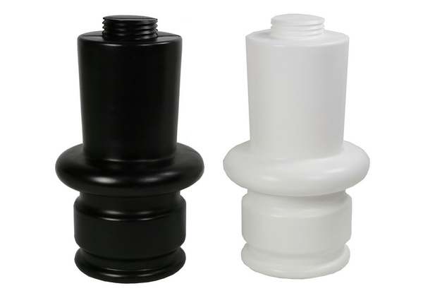 MegaChess 12 Inch Dark Plastic Extension To Lengthen Giant Chess Pieces