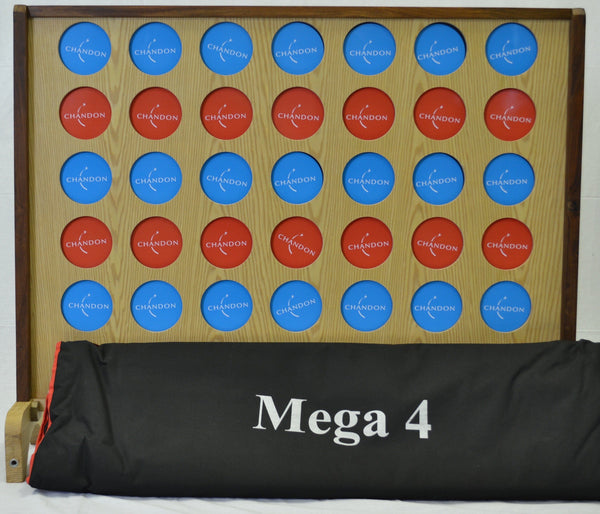 Customized Mega 4 in a Row |  | MegaChess.com