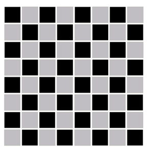 image regarding Chess Board Printable identified as Large Chess Board Templates