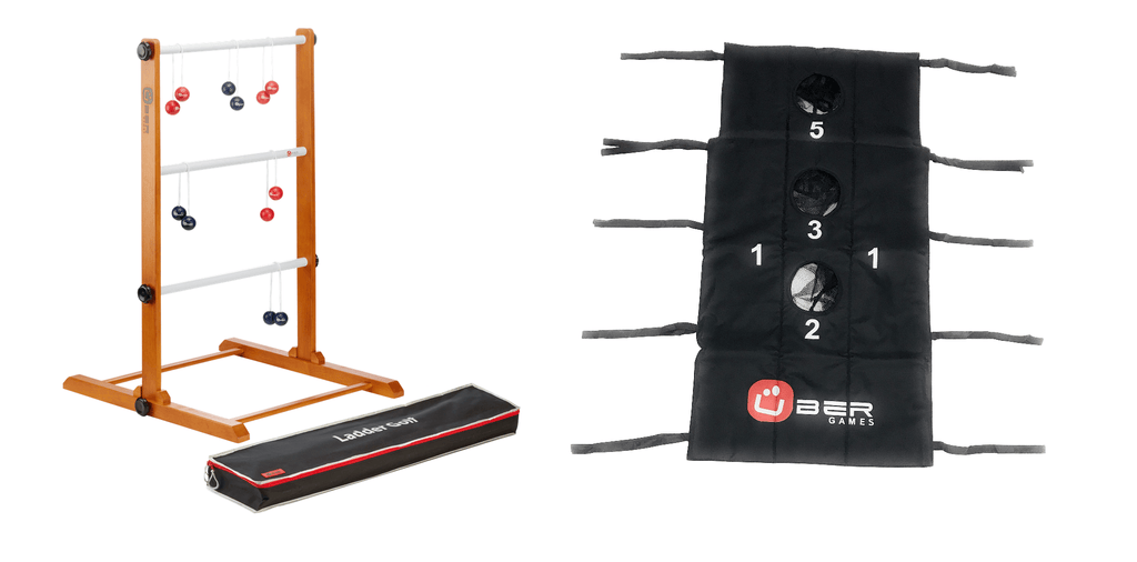 Uber Games Ladder Toss with Bag Toss Conversion Kit |  | MegaChess.com
