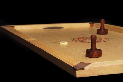Uber Games Shuffle Puck - Miniature Table Top Hockey