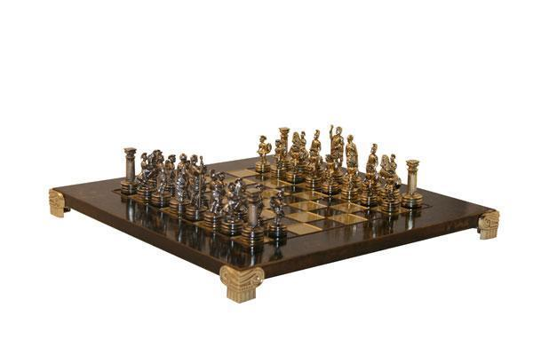 Giant Chess Tables and Tabletop Chess Boards